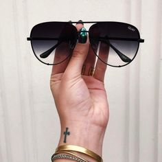 """d0c87f613a52e QUAY AUSTRALIA on Instagram  """"HIGH KEY Black Fade ✨ Dropping this  May—comment with 🖤🗝🖤 if that new new has you like 😍🔥  QUAYXDESI   QuayAustralia"""""""