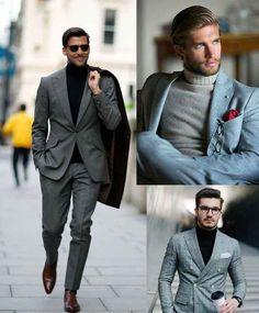 abito e dolcevita
