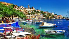 Symi Island-Greece. Urgen unas vacaciones
