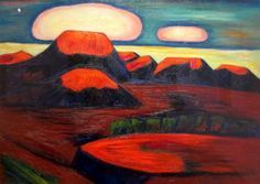 Marsden Hartley, 1932
