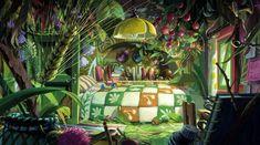 Arrietty room