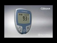 Ascensia Contour Blood Glucose Monitoring System - Instructional Video (Part 1 of 2) - YouTube