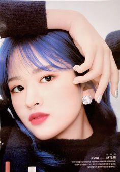 Pretty Korean Girls, Korean Beauty Girls, Kpop Girl Groups, Kpop Girls, My Girl, Cool Girl, Eyes On Me, Yu Jin, Fandom