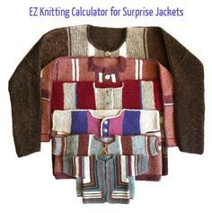 Schoolhouse Press - ABCSJ (Adult, Baby, and Child's Surprise Jacket) - - Elizabeth Zimmermann's Surprise Jacket - Patterns Baby Booties Knitting Pattern, Baby Knitting Patterns, Baby Patterns, Knitting Tutorials, Outlander Knitting Patterns, Knit Baby Dress, Knit Baby Sweaters, Vogue Knitting, Knitting Supplies