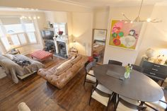 2 Beds House For Sale in Beechcroft Road, Wandsworth Common, SW17