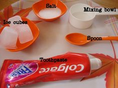 Toothpaste+Pack+To+Clean+Blackheads+Do+It+Yourself Toothpaste Pack To Clean Blackheads: Do It Yourself