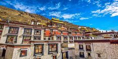 Tashi lhunpo monastery is one of the four main monastery of Gelugpa Monastery in central Tibet, other include Drepung Monastery, Sera Monastery and Gaden Mo Travel Tours, Asia Travel, Travel Guide, Everest Mountain, Outdoor Art, Wedding Humor, Tibet, Travel Quotes, Travel Photography