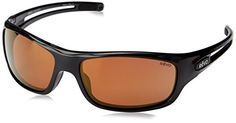Revo Guide S RE 4070 Polarized Rectangular Sunglasses