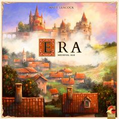Era: Medieval Age on BoardGameGeek Games For Kids, Games To Play, Marc Uwe Kling, The End Game, Typing Games, Pencil And Paper, First Game, I Survived, Three Dimensional