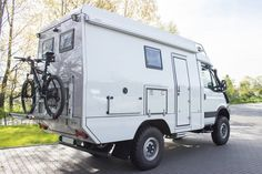 Custom Campers - Iveco Single 4x4