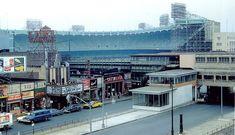 Yankee Stadium 1962