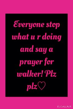 Please pray!! Imagine if it were u or one of your siblings!