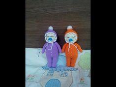 Örgü Uykucu Bebek Nasıl Yapılır? Formüllü anlatım - How to crochet an amigurumi doll - YouTube