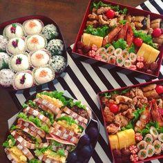 外でのご飯が気持ち良い時季♪ 不器用さんでも簡単な秋の行楽弁当 Bento Recipes, Healthy Recipes, Bento And Co, A Food, Food And Drink, Hotel Food, Food Therapy, Asian Recipes, Ethnic Recipes