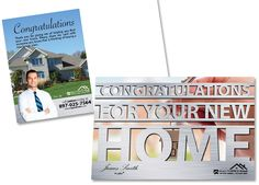 21 Best Real Estate Postcards Images Postcard Template Real