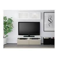 Image result for besta white frame beige doors