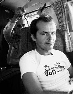 Antonioni & Nicholson Jack Nicholson, Stallone Rocky, Dennis, New York Subway, Scantily Clad, Al Pacino, The Expendables, Jason Statham, Jackie Chan