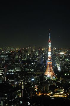 Tokyo Tower - December 2012