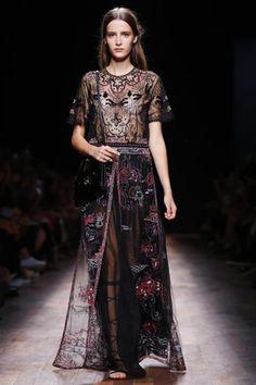 Valentino Ready To Wear Spring Summer 2015 Paris - NOWFASHION