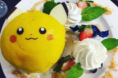 Go Pikachu Crazy at Pokemon Cafe: Pokemon Sun and Pokemon Moon Edition – With Love,