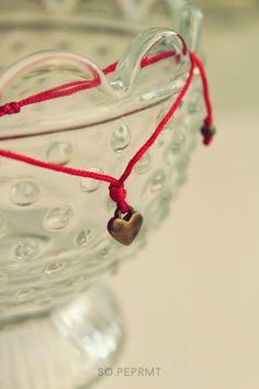 Twinkle - serce #heart #sopeprmt #sopeppermint #bracelet