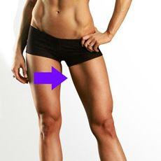 Kritikus testrész: tuti tippek a belső comb ledolgozásához Pilates Workout, Gym Workouts, Thigh Exercises, Massage Therapy, Nice Body, Fat Burning, Thighs, Health Fitness, Wellness