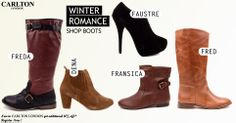 boots of all kinds