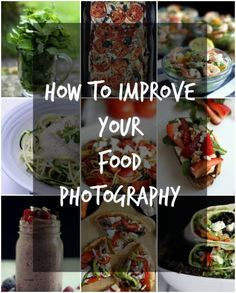 food photography tips for bloggers