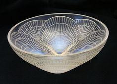 R. Lalique Bowl.