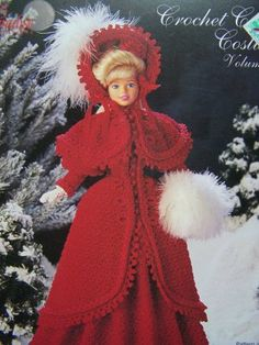 Crochet Spot » Blog Archive » Crochet Pattern: Barbie Doll