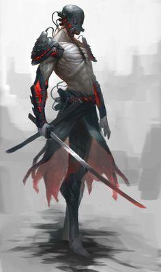 scifi-fantasy-horror: por Jianxi WANG
