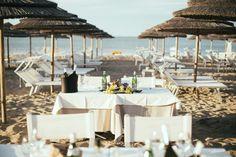 A wonderful beach! Where? In Emilia Romagna, Riccione a wedding destination!