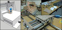 Muitas pessoas estão me pedido o projeto e a lista de materiais que utilizei na construção da CNC. Diante desse interesse, o qual me deixa muito contente, resolvi criar este post paracentralizar t…