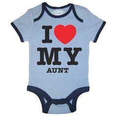 I may not be a mommy yet, but I am an aunt! This is adorable! :)