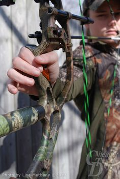 Tuned to Perfection - How to tune your bow with paper targets.