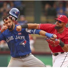 THIS is why Odor's a national MLB hero!                                                                                                                                                                                 More