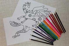 Beneficios de colorear dibujos