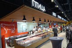Resultado de imagem para supermercado design
