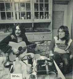 George Harrison & Alvin Lee
