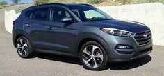 Driven: 2016 Hyundai Tucson AWD has fresh style and value - ActivityVehicle.com
