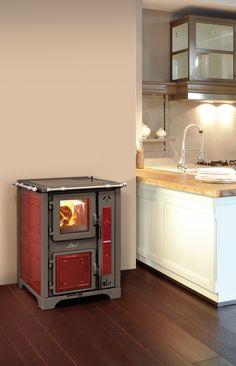 Bosky Chef Fiori vízteres-tűzhely/sparhelt