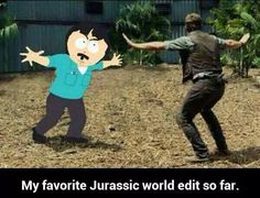 The Absolute Best of the Chris Pratt Jurassic World Memes