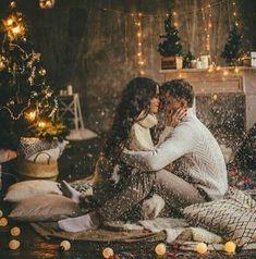 Christmas Couple Photoshoot Ideas – Relationship Goals