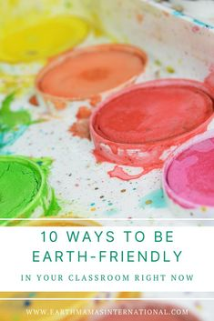 Ten idea of things you can do in your classroom this year to make your space more eco-friendly and your impact less harmful on the Earth.   #classroomidea #classroomprocedures #beginningoftheyearprocedures #firstdaysofschool #greenactivities #teacher #school Summer Fun For Kids, Summer Diy, Kids Learning Activities, Fun Learning, Sand Art For Kids, Eco Kids, Sand Painting, Artists For Kids, School Themes