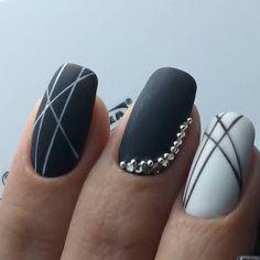 Super Cute Ideas for Summer Nail Art - Nailschick Cute Nail Art, Cute Nails, Finger, School Nails, Nails 2017, Fall Nail Colors, Bling Nails, Fabulous Nails, Hello Gorgeous