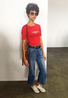 Street style #SPFW: jeans lovers - Garotas Estúpidas - Garotas Estúpidas