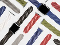 https://www.kickstarter.com/projects/1706210184/noomoon-add-the-swiss-touch-to-your-apple-watch I think it's safe to say it was high time Velcro died. It never had its place in fashion... it was always so tacky and