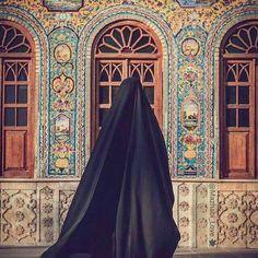 Hijab Niqab, Muslim Hijab, Hijabi Girl, Girl Hijab, Islamic Images, Islamic Pictures, Alhamdulillah, Karbala Photography, Islamic Posters