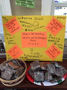 Cookies and brownies for the police officers!! Thanking them Join Sparks of Kindness https://www.facebook.com/groups/747076662042246/?ref=bookmarks #randomactsofkindness #sparksofkindness
