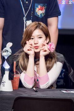 Sana-Twice 170527 강남팬싸인회 South Korean Girls, Korean Girl Groups, Sana Cute, Sana Minatozaki, Twice Sana, Extended Play, Dance The Night Away, Celebs, Celebrities